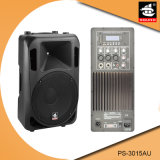15 Spreker ps-3015AU van de FM van de duim USB BR de Plastic Actieve 200W