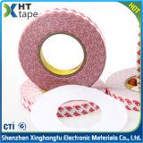 le double élevé d'adhérence d'épaisseur de 0.12mm a dégrossi bande du tissu 3m55236