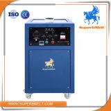 Máquina de aquecimento de alta freqüência elétrica da indução do metal IGBT do ouro
