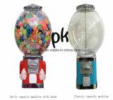 おもちゃキャンデーディスペンサー機械販売のための弾力がある球のGumballの自動販売機