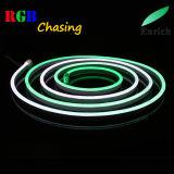 RGB, der Neonlicht DC24V Digital-LED schneidet