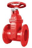Valvola a saracinesca di controllo dell'acqua con l'interruttore di limite