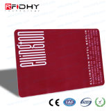 忠誠のための工場卸し売り13.56MHz RFIDスマートカード