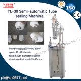 Máquina semiautomática del lacre del tubo para la crema de piel (YL-30)