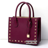 Diseñador de moda hombro con clavos de la bolsa de hembra pequeño bolso de dama mujer Mayorista de bolsos de cuero auténtico Gga5341
