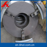 CNC de alumínio da peça dos componentes que faz à máquina com conjunto