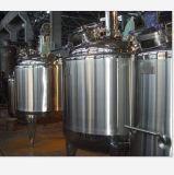 Tanque Jacketed dobro para a química da bebida do leite, indústria da farmácia