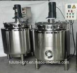 食品等級のステンレス鋼オイルの混合タンク