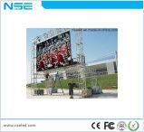 Facendo pubblicità allo schermo P5.95 esterno del LED con il Governo di 500m x di 500mm
