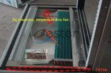 Nevera comercial expositor refrigerado para tartas (frontal puerta abierta).