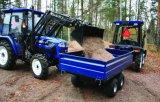 Trattore della rotella dell'azienda agricola di Lovol 504