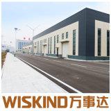 La Cina facile e velocemente installa la costruzione della struttura d'acciaio