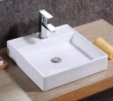 Lavabo de cerámica de porcelana sanitaria para baño 1106
