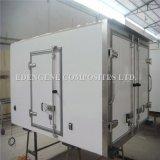 Comitati rivestiti/laminati dell'alto gel lucido FRP/GRP per il corpo refrigerato del camion