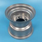 8X7 Rand van het Wiel van het Staal van de Auto van het Golf van de Kleur PCD 101.6mm van '' de Zilveren