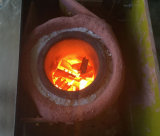 Fornalha de indução de derretimento do ouro/prata/aço/cobre da fornalha de derretimento da indução da freqüência média