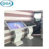 Fußboden-Standplatz WiFi androider Digital Signage LCD, der Bildschirmanzeige bekanntmacht