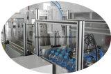 Pequeño tipo linear empaquetadora del envoltorio retractor para la botella de soda del jugo del agua del animal doméstico
