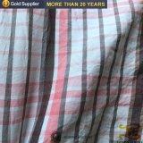 Polyester Ripstop Garn gefärbtes Bettwäsche-Gewebe 100% für Blatt
