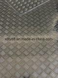 1050 1060 1100 3003 5052 5754 6061의 보행 Checkered 장 알루미늄 격판덮개