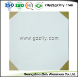 Moderne dekorative Decken-Rollen-Beschichtung-Drucken-Aluminium-Decke