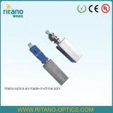 Adaptador desencapado do módulo novo ótico da fibra de Sc/Upc para o frame de distribuição da fibra