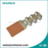 SSL-Aluminium verriegelter Typ Terminal-Schelle für Doppelt-Bündel Leiter