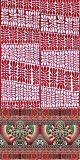 2018 sciarpa stampata seta stampata su ordinazione di vendita calda Digitahi (1701-002)