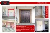 Puerta de acero de la seguridad de la entrada de la alta calidad y del precio competitivo