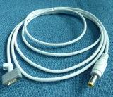 Kopf des Austausch-Netzkabel-Magsafe2 und 5.5X2.5mm männlicher Verbinder für Apple MacBook Charger