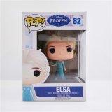 Figura schiocco Frozen congelato di Funko del giocattolo di Elsa 10cm