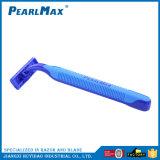 Kundenspezifischer Entwurfs-Sicherheits-Zwilling-Schaufel-Rasiermesser-China-Verkauf