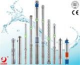 """4"""" 100% de fios de cobre da bomba de água submersível de poços"""