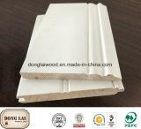 OEMの適用範囲が広い中国のもみの木製の食器棚の壁パネル