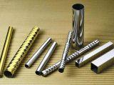 Barre creuse galvanisée/pipe d'acier inoxydable de section pour l'ajustage de précision de meubles