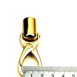 袋のアクセサリ犬クリップ(BLG3382)のための熱い販売のステンレス鋼ペット旋回装置のスナップのホック