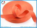 Sangle en nylon orange de ténacité élevée pour la sûreté et le vêtement protecteur