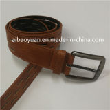 Courroie en cuir de lanière de Pin d'accessoires de mode de Brown de boucle de Pin