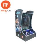 2 Machine van het Spel van de Arcade van de Spelen van de speler de Muntstuk In werking gestelde Mini voor Winkelcomplex