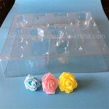 Blasen-Tellersegment für kosmetisches Produkt-Set-Plastikblasen-Tellersegment
