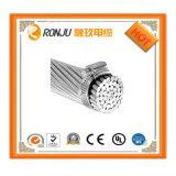 Cable de alambre de aluminio de la potencia del aislante de Parellel de la envoltura del PVC del aislante del PVC del conductor
