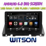 """Grand écran 10,2"""" Witson Android 6.0 DVD pour voiture KIA K5 haute 2015"""