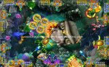Máquina de juego del vector de juego de los pescados de la máquina de juego de arcada de los pescados/del cazador de la pesca