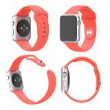 Soem-Drucken-erhältliches Gummisilikon-Uhrenarmband für Apple