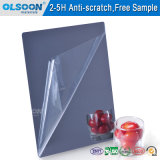 Olsoon 0.8-6mm Anti-Scratch Miroir incassable feuille acrylique souple