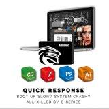 OEM 360GB van Kingspec 2.5inch SATA3.0 3D Tlc SSD Harde Aandrijving