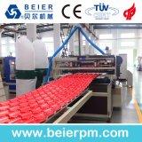 Ligne d'extrusion de production de tuile de toit de glaçure de PVC+ASA/PMMA