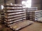 Fabricación de alta calidad y fácil de onda de agua PPGI Mosaico de acero