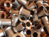 tipo a de Mss del final del trozo de la instalación de tuberías de acero inoxidable de la fábrica de 304 316 321 China