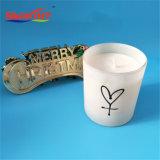علامة تجاريّة خاصّة صنع وفقا لطلب الزّبون مرطبان شمعة لأنّ عمليّة بيع